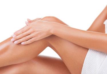 Dauerhafte Haarentfernung Oberschenkel (Von Zehen Bis Bikinizone) SHR IPL